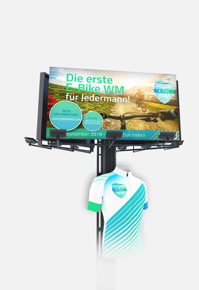 Werbeanzeigen & Produktdesign